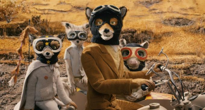 Fantástico Mr. Fox