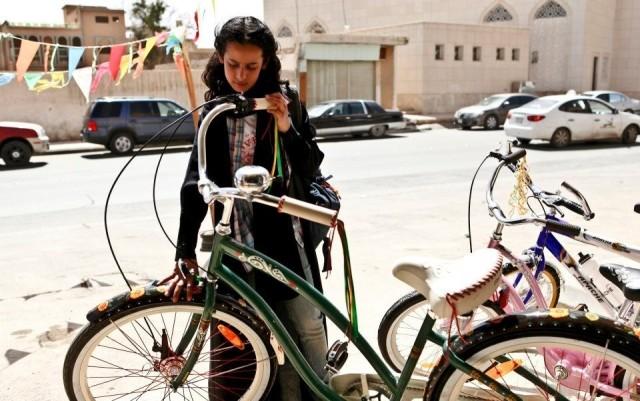 La bicicleta verde 3