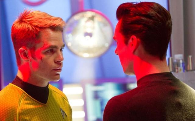 Star Trek en la oscuridad 2