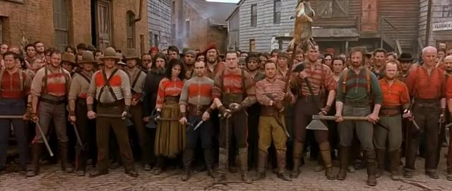 Dead Rabbits en Gangs of New York