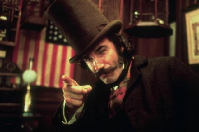 Gangs of New York Daniel Day Lewis