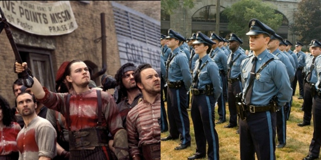 Gangs of New York e Infiltrados