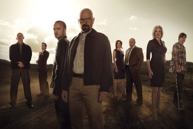 Breaking Bad 8