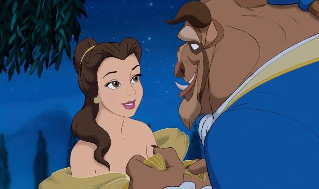 La bella y la bestia Disney