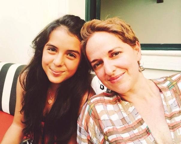Laura Astorga, directora de Princesas Rojas 4 cd
