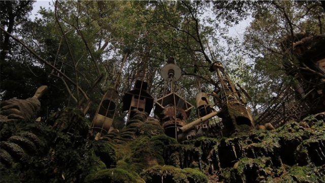 El inventor de la selva