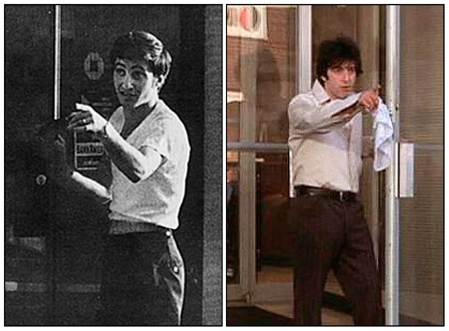 The Dog (Allison Berg, Frank Keraudren) y Dog Day Afternoon (Sidney Lumet)
