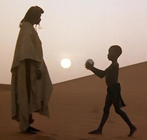 Cine africano La luz