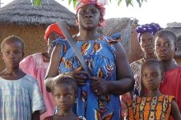 Cine africano moolaade