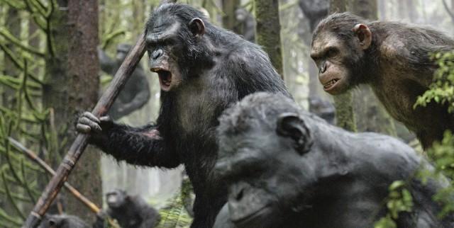 El amanecer del planeta de los simios 3