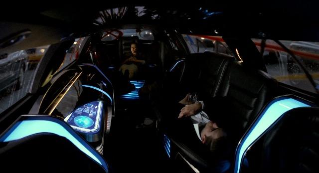 David Cronenberg Cosmopolis