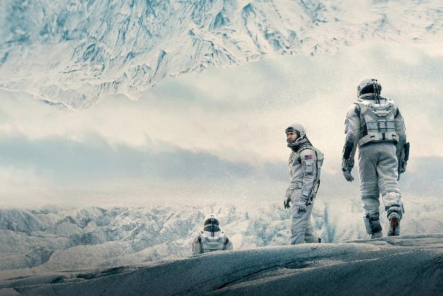 Interstellar de Christopher Nolan 2