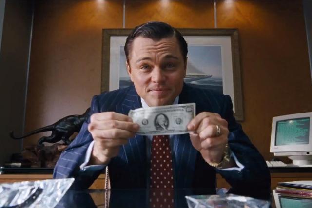 El lobo de Wall Street 2014