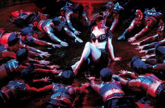 Moulin Rouge reciclaje