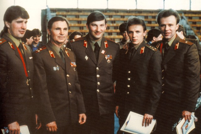 RED ARMY - 2014 FILM STILL - Photo Credit: Sony Pictures Classics