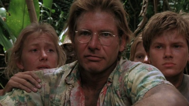La costa de los mosquitos Harrison Ford