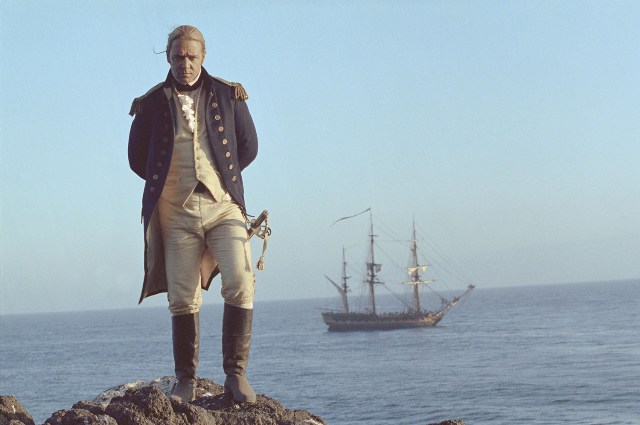 Peter Weir Master and commander