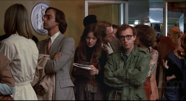 Annie Hall postestructuralismo