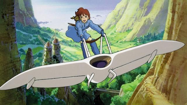 1984 Kaze no tani no Naushika - Nausicaa del Valle del Viento - Guerreros del viento Hayao Miyazaki