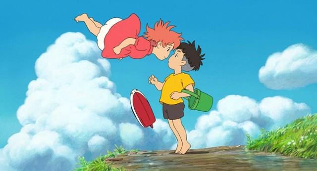 2008 Gake no ue no Ponyo - Ponyo en el acantilado Hayo Miyazaki