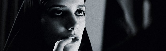 A Girl Walks Home Alone at Night 4