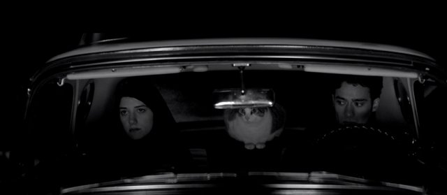 A Girl Walks Home Alone at Night 6