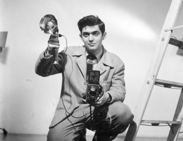 Kubrick fotorreportero