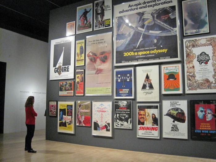 Mi día con Standley (I). Una visita a Kubrick: The exhibition 03