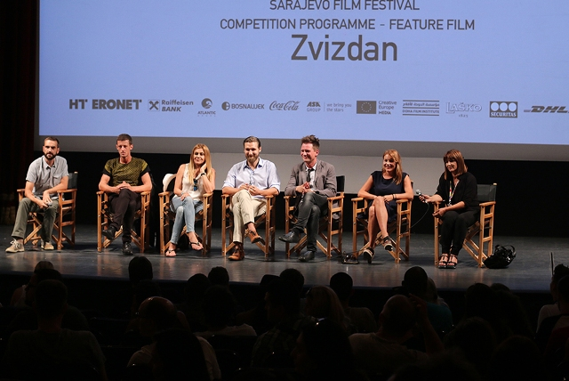 Sarajevo Film Festival Post Screening The High Sun