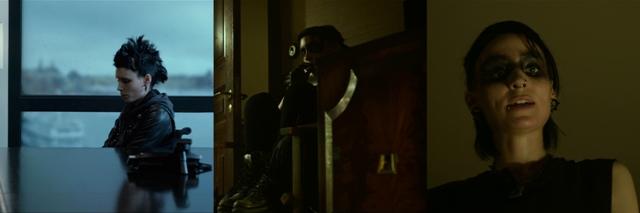 Millennium David Fincher 2011 Lisbeth