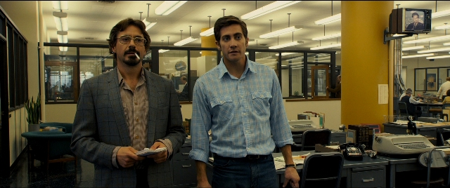 Zodiac 2007 Downey Jr. y Jake Gyllenhaal