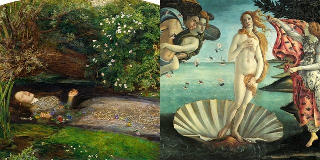 Evolution Venus-Ophelia