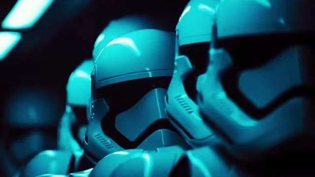 Star Wars. Episode VII The Force Awakens 2015