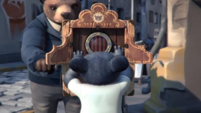 Historia de un oso 1