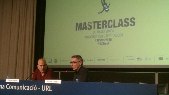 masterclass david simon