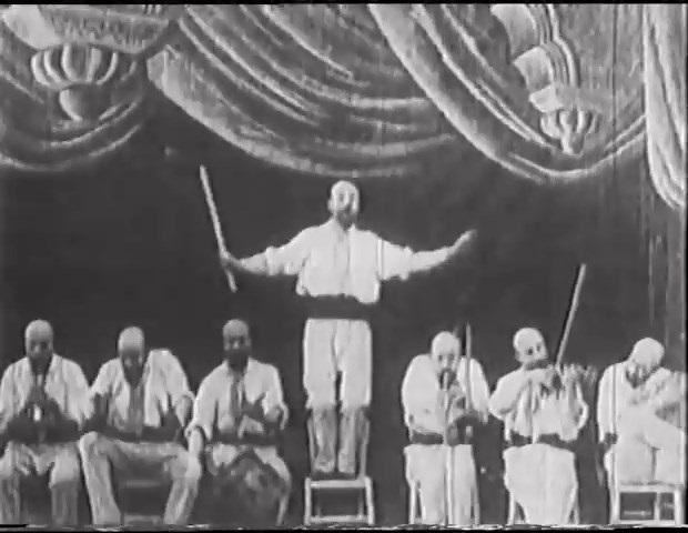 L'Homme orchestre (1900).