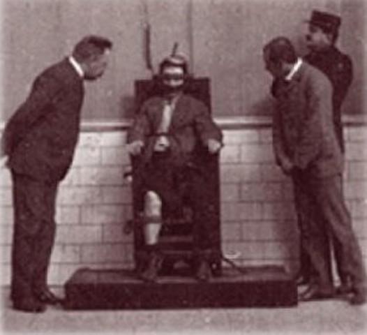 czolgosz Thomas A. Edison