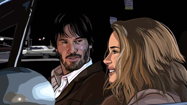 A Scanner Darkly Linklater