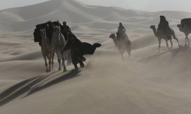 La reina del desierto 2015