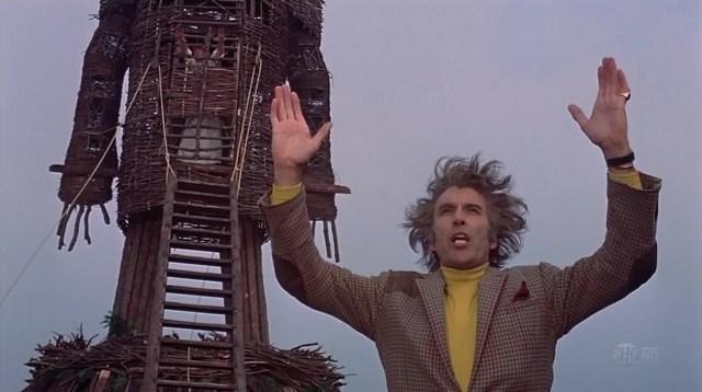 El hombre de mimbre 1973