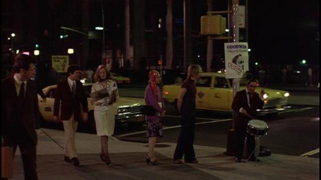 Nueva York. Taxi Driver
