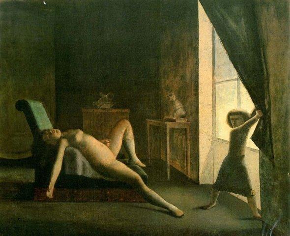 La chambre Balthus