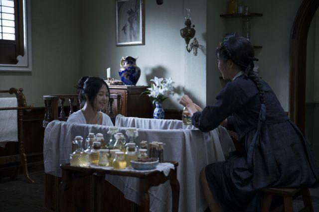 La doncella (The Handmaiden)