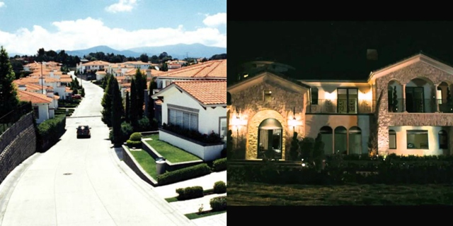 La zona (2007) y The Purge (2013)