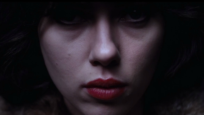 Under the skin 2013 Scarlett Johansson