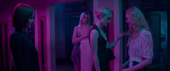 The Neon Demon - Nicholas Winding Refn las 3 brujas