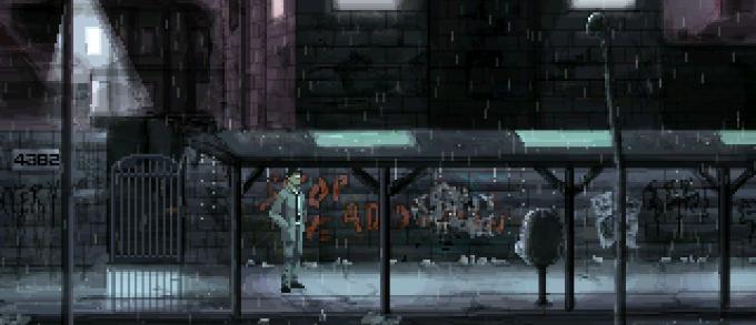 Gemini Rue neo-noir