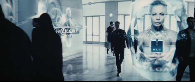 Minority Report neo-noir