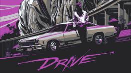 Drive cine divergente