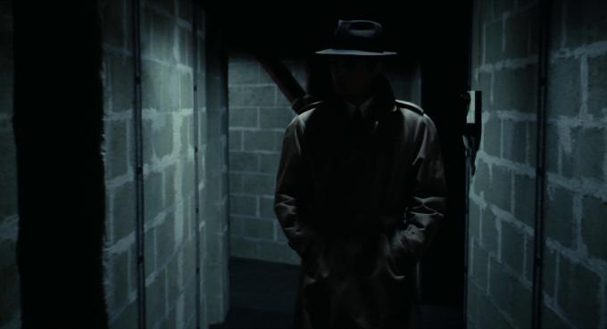 Jef Costello El silencio de un hombre